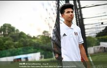 Pemain Fulham Ungkap Alasan Pilih Thailand Ketimbang Singapura