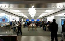Puluhan iPhone Berhasil Digasak Pencuri di Apple Store Kanada