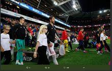 Norwegia Vs Spanyol, Sergio Ramos Sah Jadi Pemilik Caps Terbanyak Tim Matador