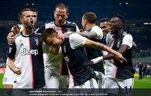 Perkuat Skuad, Juventus Berburu Pemain Sampai ke Inggris