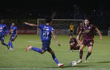 Hasil Liga 1, Diwarnai 8 Gol, PSM Pesta Kemenangan 6-2 atas Arema FC