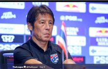 Thailand Tersingkir dari SEA Games 2019, Akira Nishino Siap Tanggung Jawab