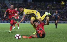 Disebut Tampil Inkonsisten, Ini Rapor Saddil Ramdani di Pahang FA