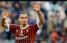 Suporter AC Milan Layak Ge-Er, Zlatan Ibrahimovic Sebar Isyarat Kembali ke Milanello
