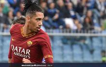 Pelatih AS Roma Terus Merengek agar Chris Smalling Bisa Kembali