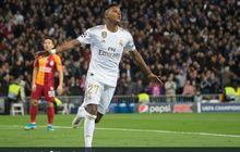 Gacoan Baru, Rodrygo 7 Kali Starter, Real Madrid Menang 6 Kali Imbang 1 Kali