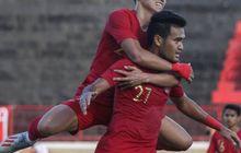 Tampil Efektif, Timnas U-22 Indonesia Unggul Sementara atas Iran