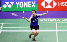Hong Kong Open 2019 - Pulangkan Wakil China, Ruselli ke Babak Kedua