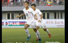 Kualifikasi Piala Dunia 2022 - Kalah 0-7, Timnas Myanmar Diselidiki FIFA soal Pengaturan Skor