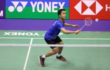 Hong Kong Open 2019 - Ini Rekor Pertemuan Anthony Vs Jonatan Christie