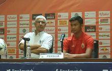 Kalah dari Perseru Badak Lampung FC, Edson Tavares Sebut Persija Lengah