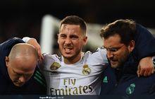Rumah Sakit ala Real Madrid, 29 Kasus Cedera dalam 4 Bulan
