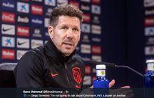 Diego Simeone Ungkap Alasannya Ogah Jabat Tangan dengan Juergen Klopp