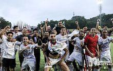 Berikut Pemain yang Masuk Tim Terbaik Versi PT Liga Indonesia Baru