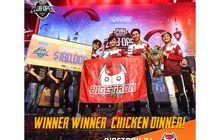 Indonesia Jadi Juara Dunia di PUBG Mobile Club Open 2019 Musim Kedua