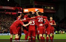 Raih 43 Poin, Liverpool Sudah Separuh Jalan Menuju Juara Liga Inggris
