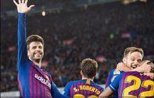 Ingin Jadi Juara, Gerard Pique Berharap Barcelona Tak Diganggu Duo Madrid