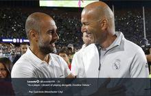 Dipuji Setinggi Langit, Pep Guardiola: Real Madrid adalah Raja Eropa!