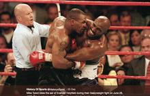 Anthony Joshua Ungkap Alasan Mike Tyson Lebih Baik daripada Muhammad Ali