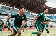 Belum Temui Titik Terang, Osvaldo Haay Ingin Cari Tantangan di Klub Lain