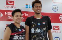 Berapa Peringkat Tontowi/Apriyani Usai Lakukan Debut di Indonesia Masters 2020?
