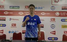 Indonesia Masters 2020 - Menang Straight Game, Greysia/Apriyani dan Anthony Lolos ke Semifinal