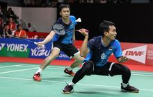 Indonesia Masters 2020 - Derbi Indonesia di Semifinal Dimenangi Ahsan/Hendra