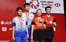 Lama Tak Ikuti Kompetisi Bulu Tangkis Apakah Baik bagi China?