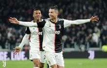 Sosok Pemecah Masalah di Juventus Hadir dalam Diri Cristiano Ronaldo