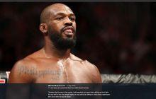 Cara Jon Jones Sisihkan Khabib dari Status Petarung Nomor Satu UFC