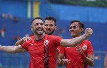 Gol Cepat Marko  Simic Bawa Persija Unggul Atas Madura United