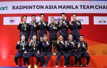 Rekap Final Kejuaraan Beregu Asia 2020 - Kemenangan Pasangan Dadakan Pastikan Indonesia Ukir 'Hat-trick'