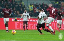 Susunan Pemain AC Milan Vs Fiorentina - Ante Rebic Pimpin Lini Serang Rossoneri
