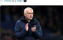 Kutukan Mourinho Bisa Berujung Tottenham Gugur pada Liga Champions