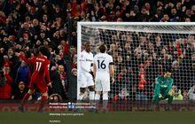 Cetak Satu Gol, Mohamed Salah Kejar Top Scorer Sementara Liga Inggris