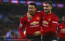 Prediksi Line-up Manchester United Vs LASK - Jesse Lingard Dijamin Jadi Starter