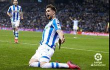 Klasemen Liga Spanyol, Mantan Anak Emas Man United Bawa Sociedad Buntuti Real Madrid dan Barcelona
