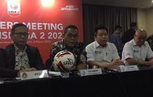 Liga 2 2020 Akan Hadir dengan Regulasi Baru
