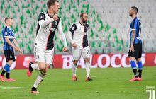 Sarri Puji Ramsey Usai Jadi Kunci Kemenangan Juventus atas Inter Milan