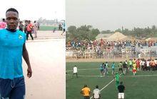 Nyawa Pesepak Bola Nigeria Tak Mampu Tertolong karena Ambulans Mogok