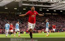 Anthony Martial Tak Layak Jadi Penyerang Tengah Manchester United