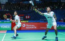 Hasil Thailand Open I 2021 - Fajar/Rian Raih Kemenangan Dramatis atas Wakil Tuan Rumah