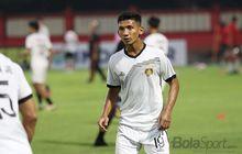Jaga Kondisi Gelandang Bhayangkara FC Ini Latihan Bersama SSB