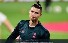 Cristiano Ronaldo Ungkap Rahasia Kebugarannya, Sederhana dan Bisa Ditiru
