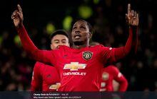 Sebentar Lagi, Odion Ighalo Bisa Main Lebih Lama di Manchester United