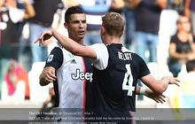 Dendam Kesumat, Ada Satu Klub Italia yang Dibenci Cristiano Ronaldo