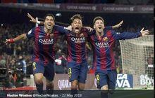 Permintaan Egois Messi Bisa Bikin Neymar Batal ke Barcelona