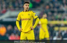 UPDATE Transfer Jadon Sancho - Negosiasi Bisa Lebih Lama, Dortmund Bantah Ada Kontak dari Man United