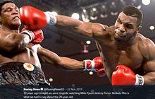 Teknik Andalan Petinju Dunia Mulai dari Muhammad Ali Sampai Mike Tyson
