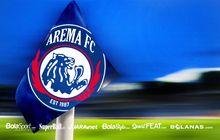 33 Pelari Tempuh Jarah Sejauh 33 Km untuk Peringati Ultah Arema FC ke-33